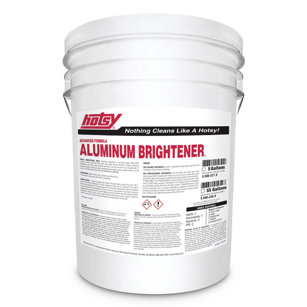 Advanced Formula Aluminum Brightener