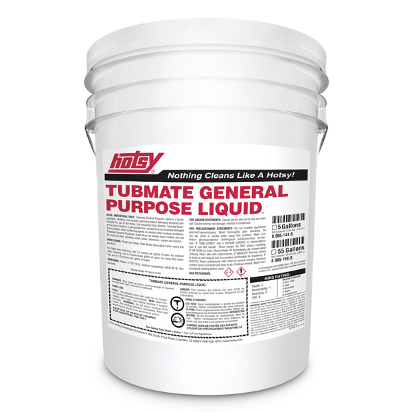 Tubmate General-Purpose Detergent